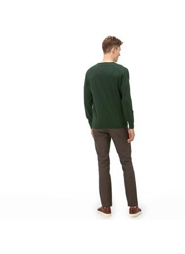 Lacoste Erkek Slim Fit Pantolon HH2040.40K Kahve